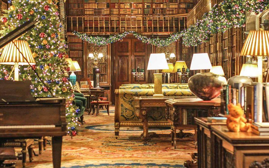 Christmas 2021 at Chatsworth