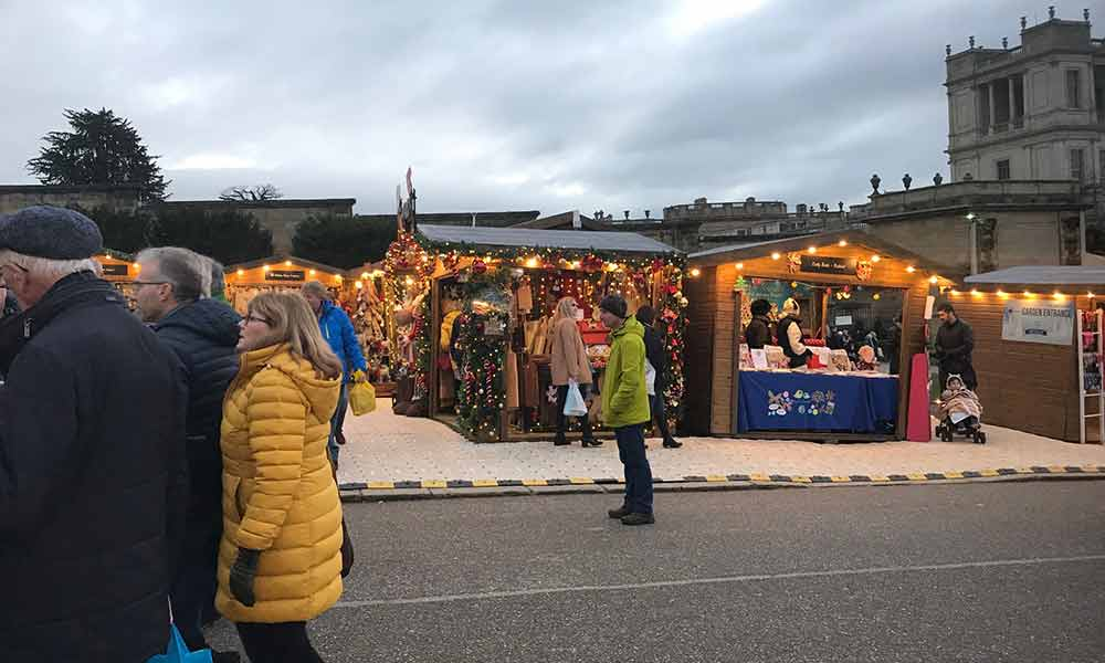 chatsworth christmas stalls 2021