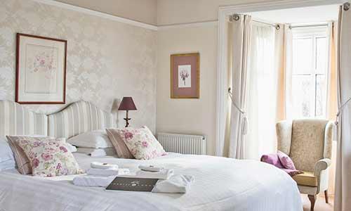 mousehole guest bedroom
